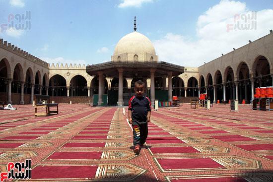 جامع عمرو فى رمضان (14)