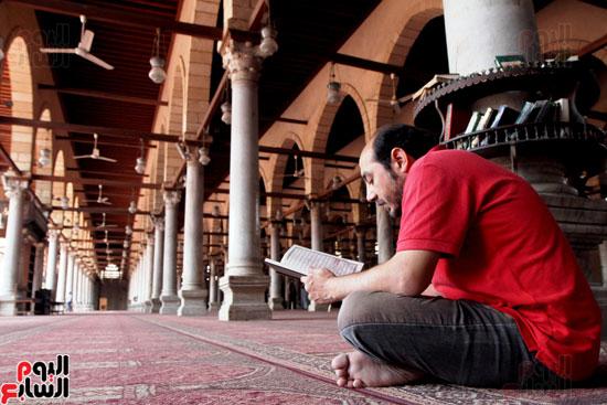 جامع عمرو فى رمضان (7)