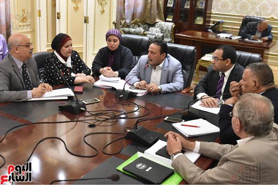 اجتماع  لجنة القوى العاملة بمجلس النواب (3)