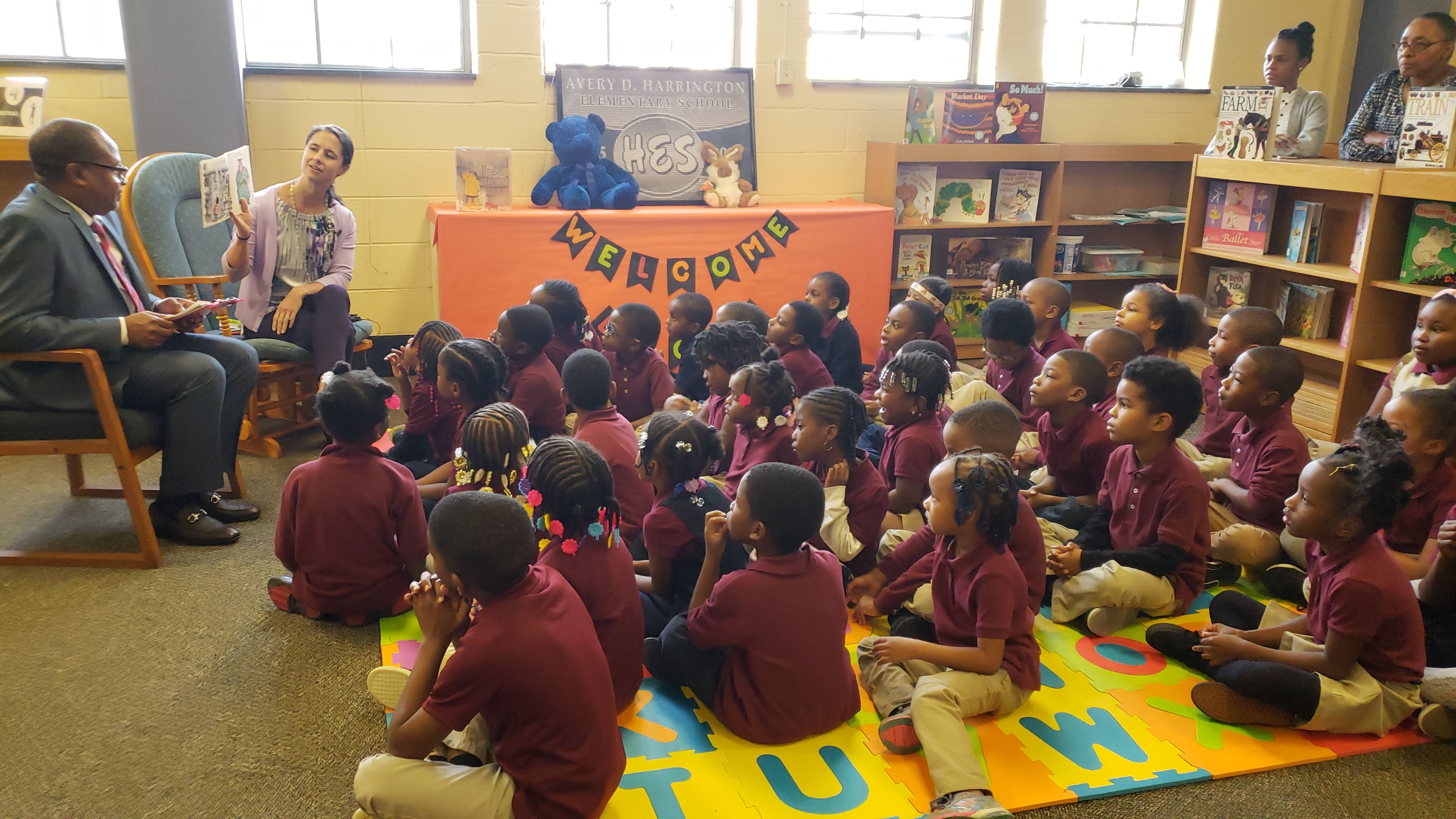 تحالف غرب فيلادلفيا للأطفال WePAC