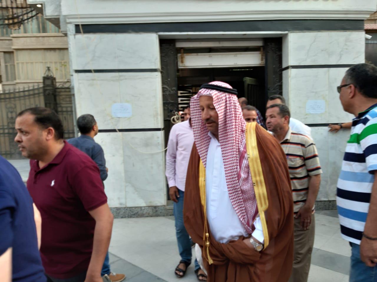 مجلس الجبلاية واعضاء الجمعية العمومية في افطار الشامي بالمحلة (6)