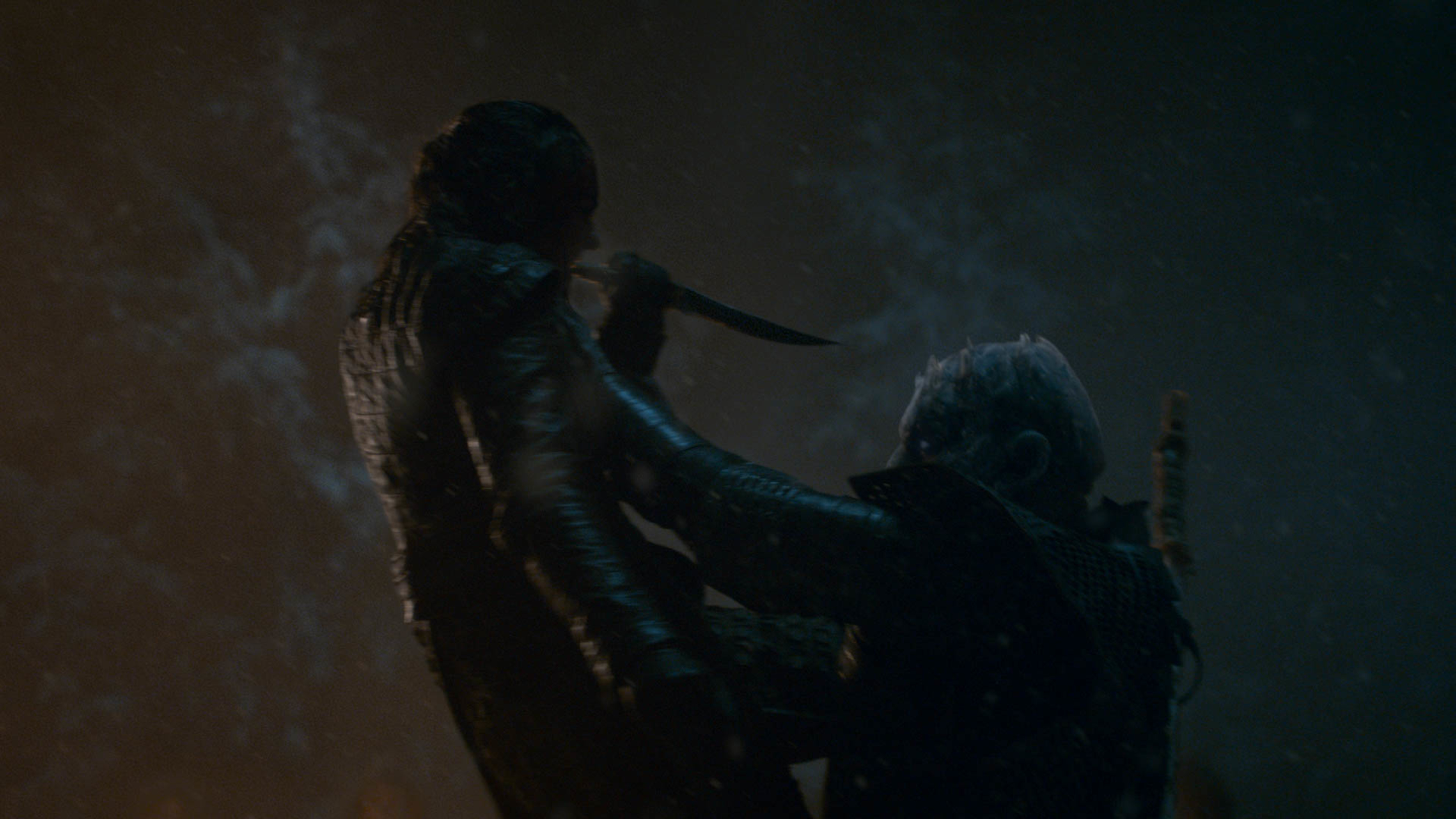 arya stark kill knight king