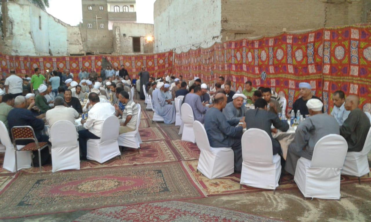 الأقصر في شهر رمضان مملكة الخير والمحبة والوحدة الوطنية بين المسلمين والأقباط (13)