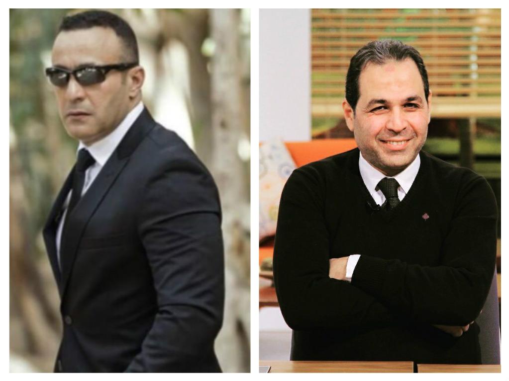 تامر عبد الحميد و أحمد السقا