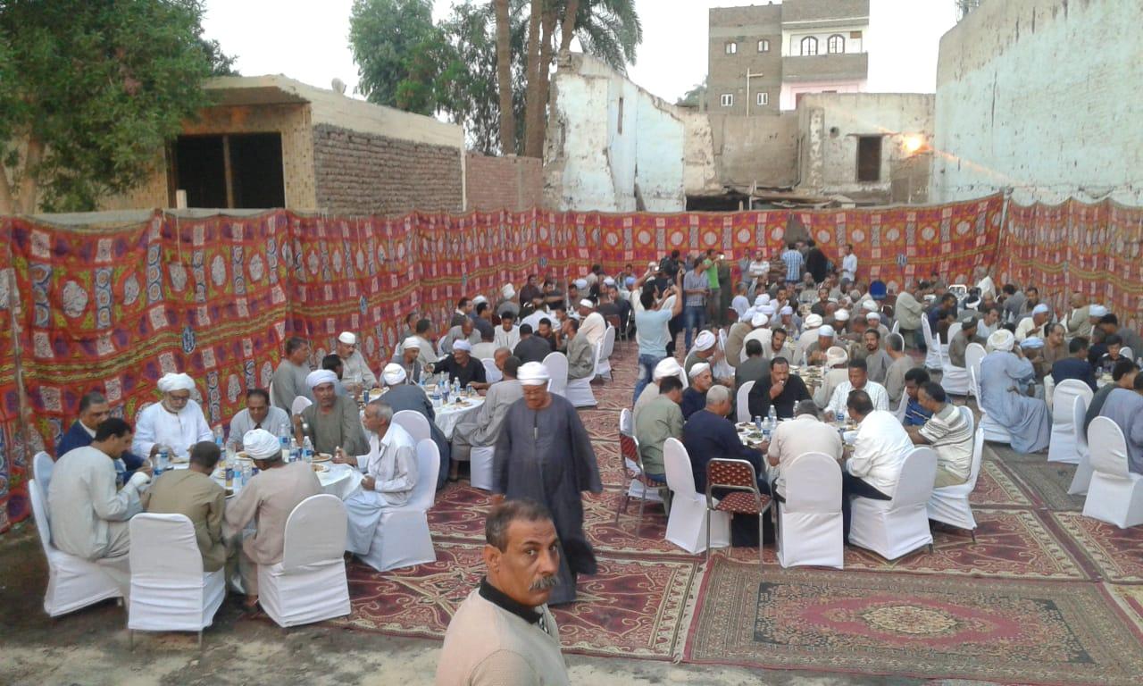 الأقصر في شهر رمضان مملكة الخير والمحبة والوحدة الوطنية بين المسلمين والأقباط (6)