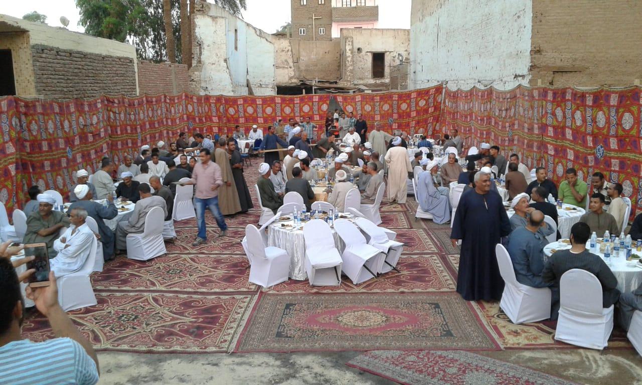 الأقصر في شهر رمضان مملكة الخير والمحبة والوحدة الوطنية بين المسلمين والأقباط (16)