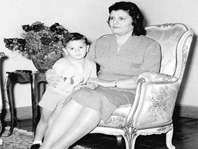 السيدة تحية زوجة عبد الناصر