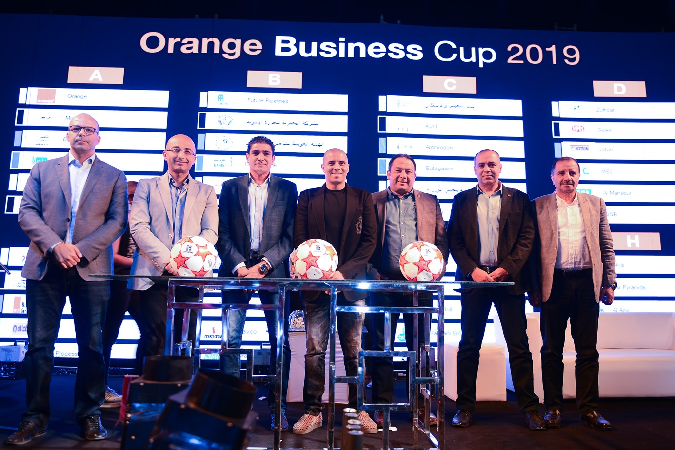 Orange Business Cup 2019