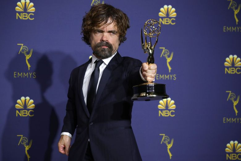 Peter Dinklage Emmy Award