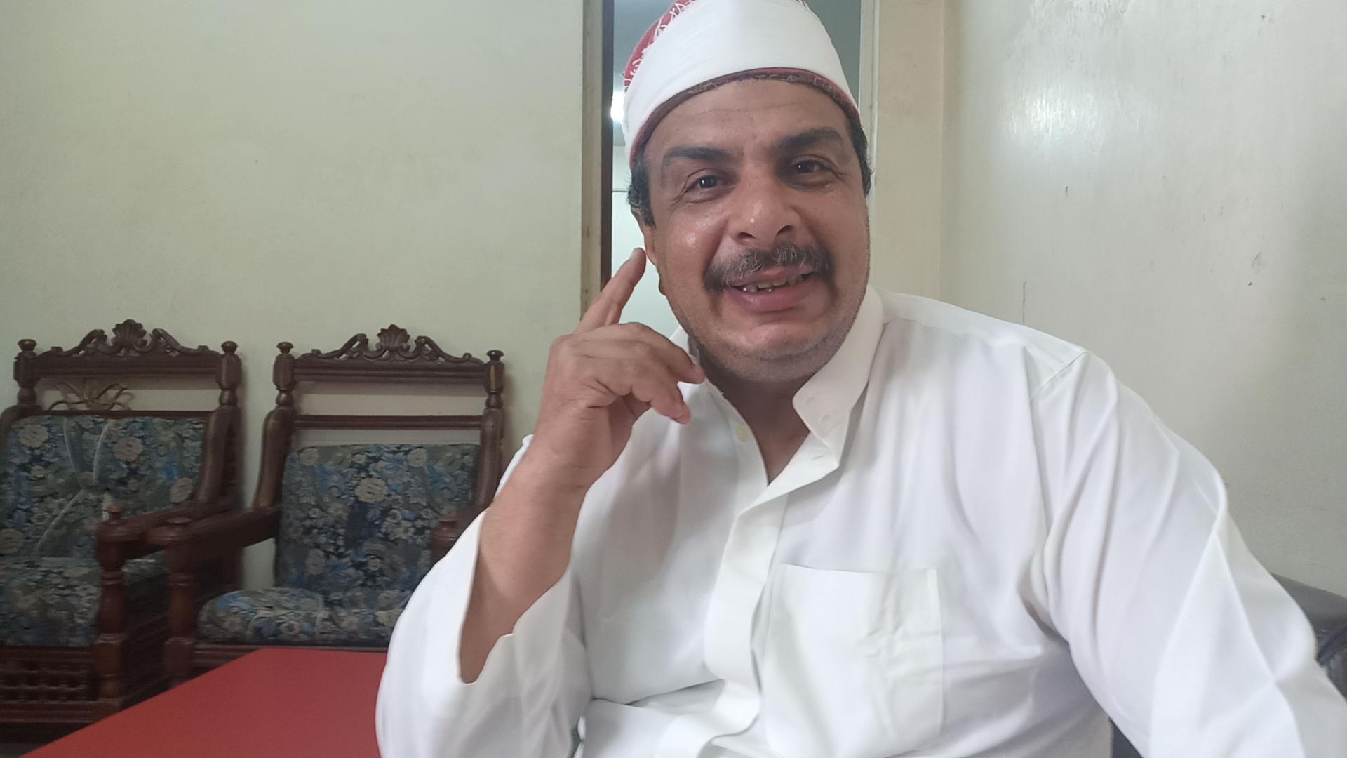 الشيخ مجدى المغربى (3)