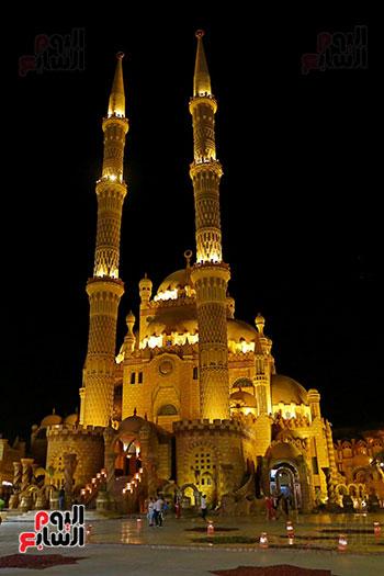 مسجد الصحابة بشرم الشيخ  (4)