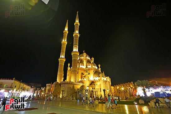 مسجد الصحابة بشرم الشيخ  (5)
