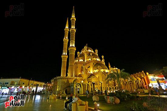 مسجد الصحابة بشرم الشيخ  (6)
