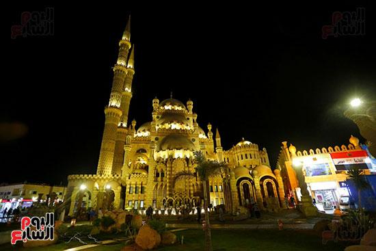 مسجد الصحابة بشرم الشيخ  (7)