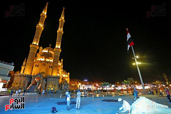 مسجد الصحابة بشرم الشيخ  (3)