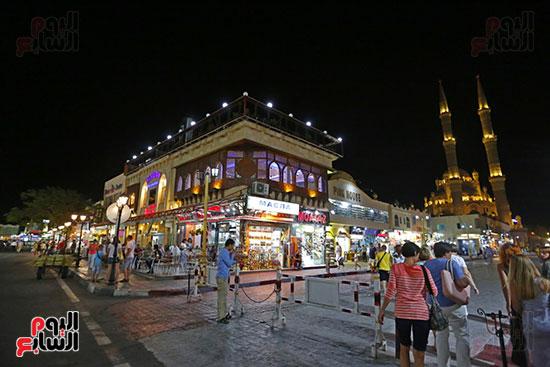 مسجد الصحابة بشرم الشيخ  (1)