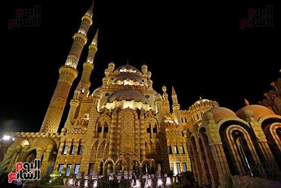 مسجد الصحابة بشرم الشيخ  (14)
