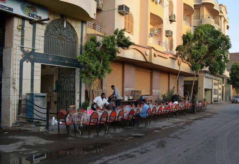 الأقصر في شهر رمضان مملكة الخير والمحبة والوحدة الوطنية بين المسلمين والأقباط (17)