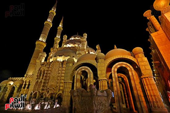 مسجد الصحابة بشرم الشيخ  (9)