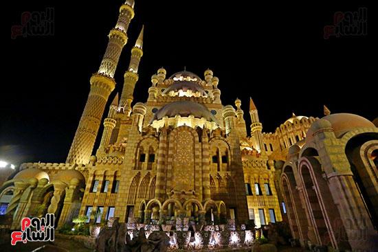 مسجد الصحابة بشرم الشيخ  (13)