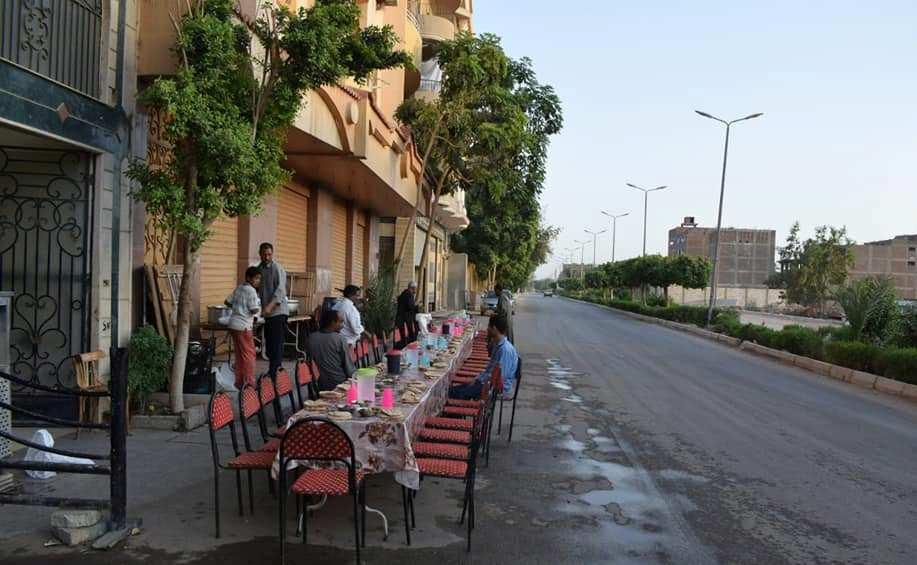 الأقصر في شهر رمضان مملكة الخير والمحبة والوحدة الوطنية بين المسلمين والأقباط (12)