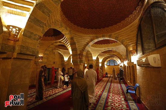 مسجد الصحابة بشرم الشيخ  (28)