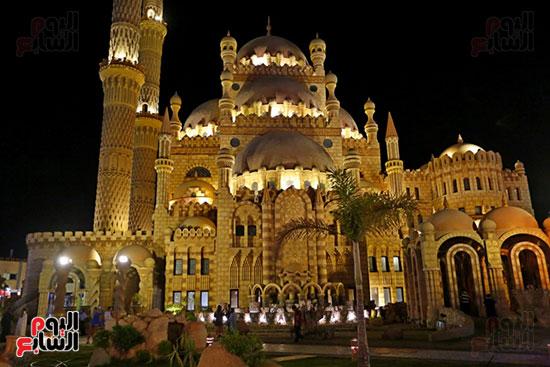 مسجد الصحابة بشرم الشيخ  (8)