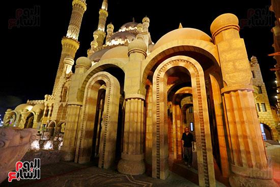 مسجد الصحابة بشرم الشيخ  (10)