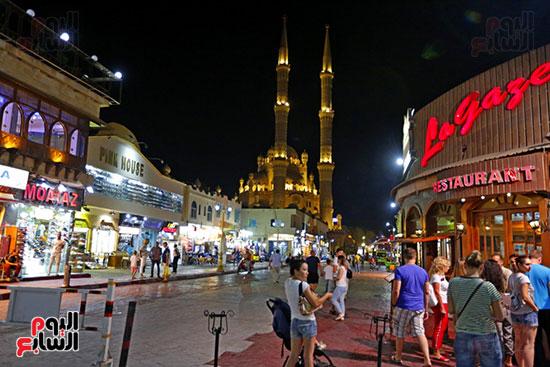 مسجد الصحابة بشرم الشيخ  (2)