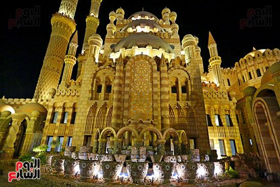 مسجد الصحابة بشرم الشيخ  (15)