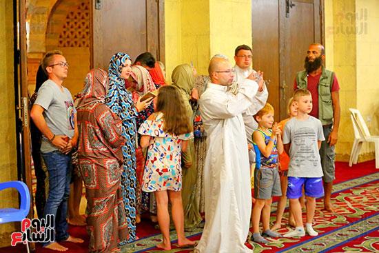 مسجد الصحابة بشرم الشيخ  (35)