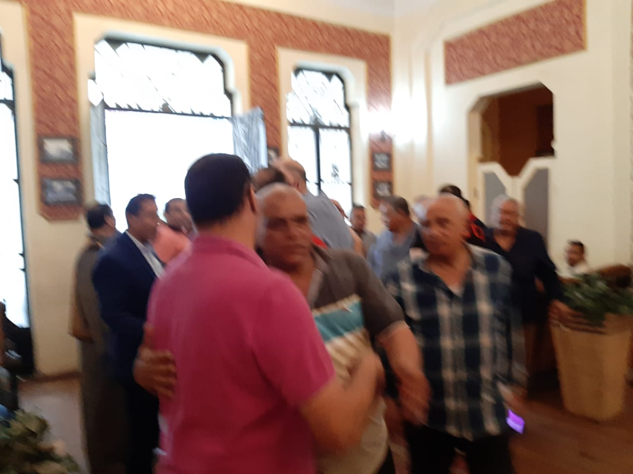 مجلس الجبلاية واعضاء الجمعية العمومية في افطار الشامي بالمحلة (7)