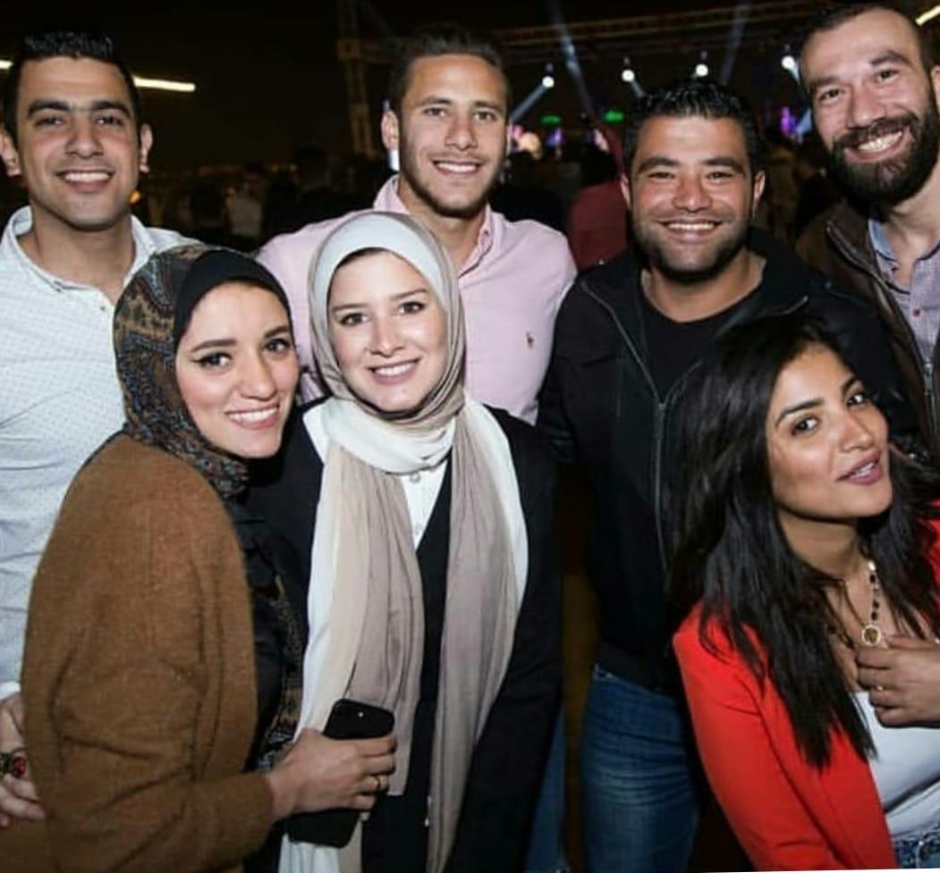 رمضان و حبيبة و أصدقائهم