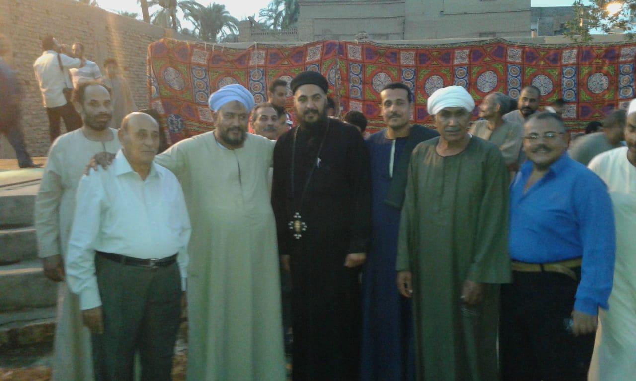 الأقصر في شهر رمضان مملكة الخير والمحبة والوحدة الوطنية بين المسلمين والأقباط (1)