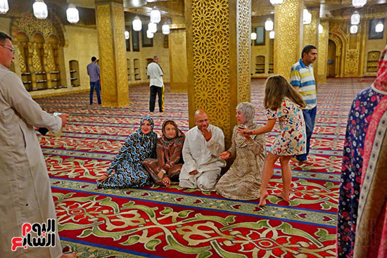 مسجد الصحابة بشرم الشيخ  (27)