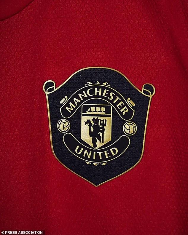شعار مانشستر يونايتد