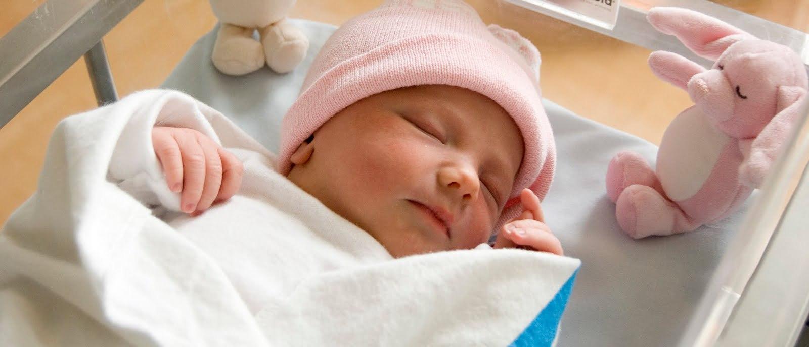 انخفاض الوزن عند الولادة