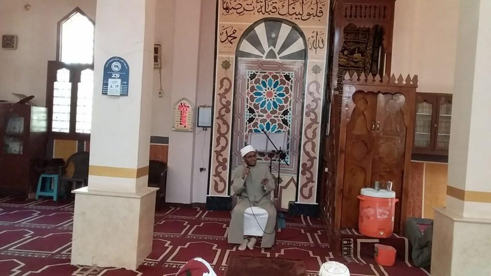 دروس المساجد بالأقصر(13)