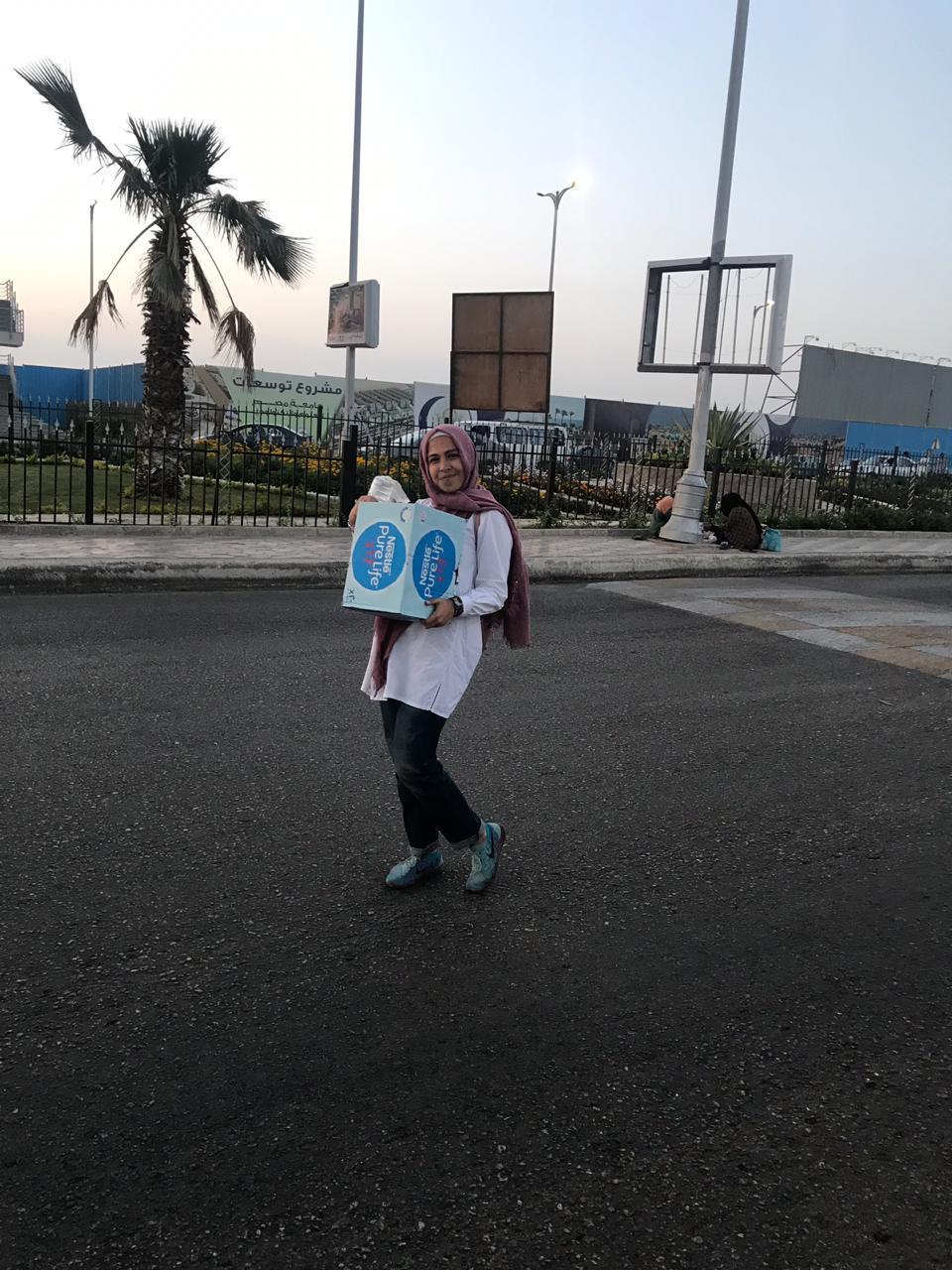حملة إفطار صائم على الطريق (2)