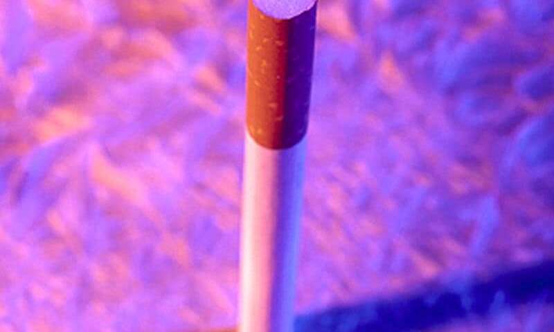 التدخين أثناء الحمل
