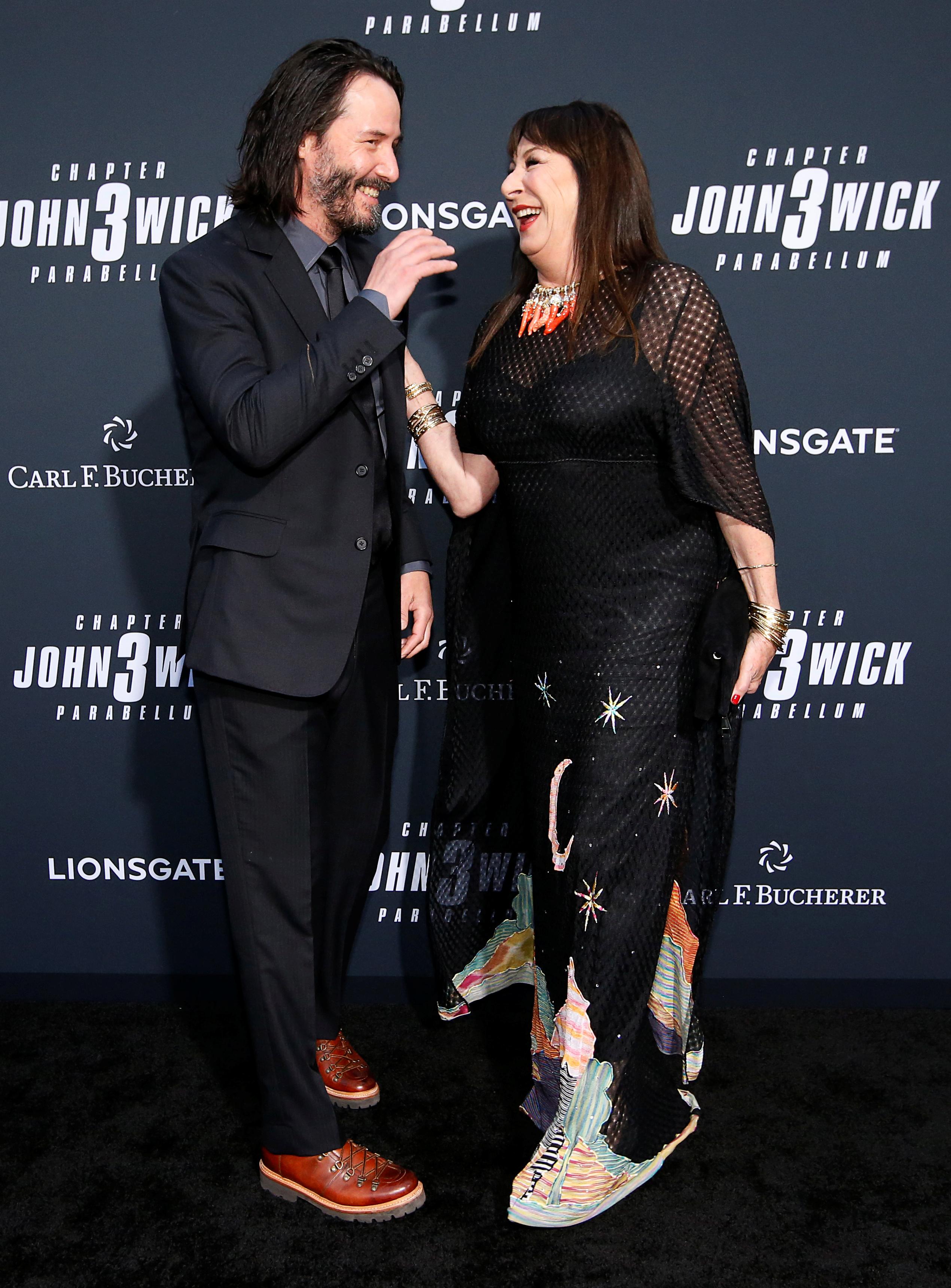 العرض الأول لفيلم John Wick (1)