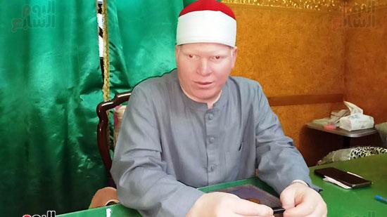 . محمد عبد الحميد جاد إمام أكبر مساجد الإسكندرية  (4)