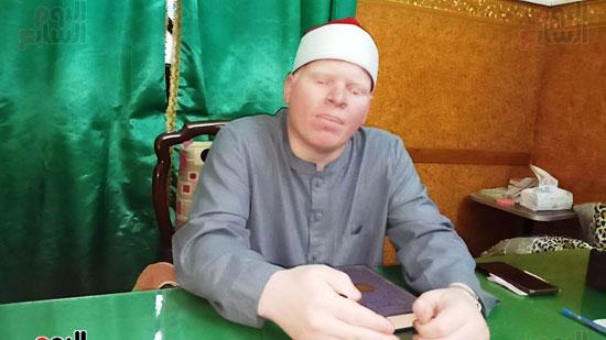 . محمد عبد الحميد جاد إمام أكبر مساجد الإسكندرية  (2)