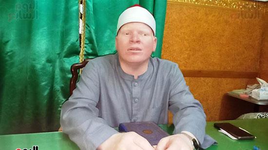 . محمد عبد الحميد جاد إمام أكبر مساجد الإسكندرية  (1)