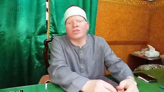 . محمد عبد الحميد جاد إمام أكبر مساجد الإسكندرية  (3)