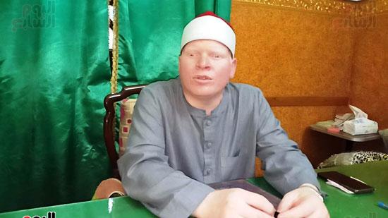 . محمد عبد الحميد جاد إمام أكبر مساجد الإسكندرية  (5)