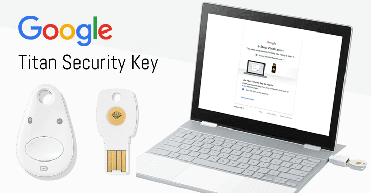 Google security key