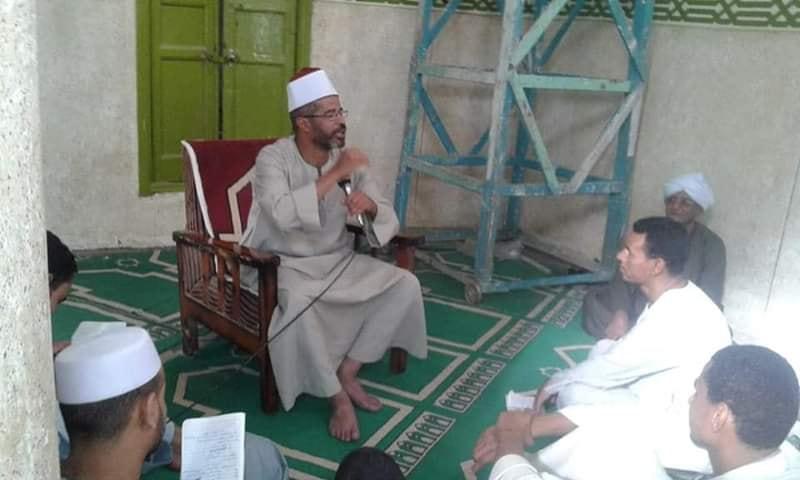 دروس المساجد بالأقصر(11)