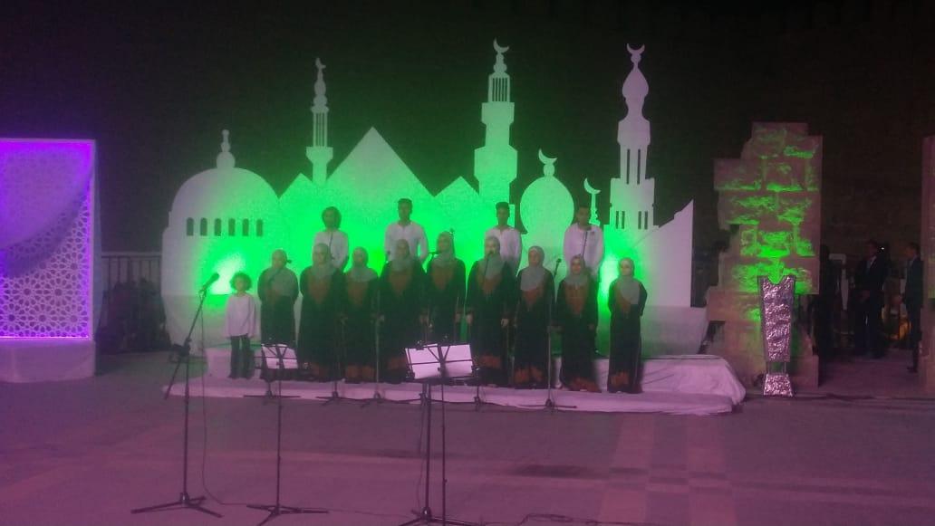 فعاليات ثقافية بمسرح سور القاهرة الشمالى (1)