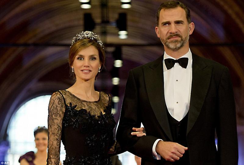 الملك والملكة